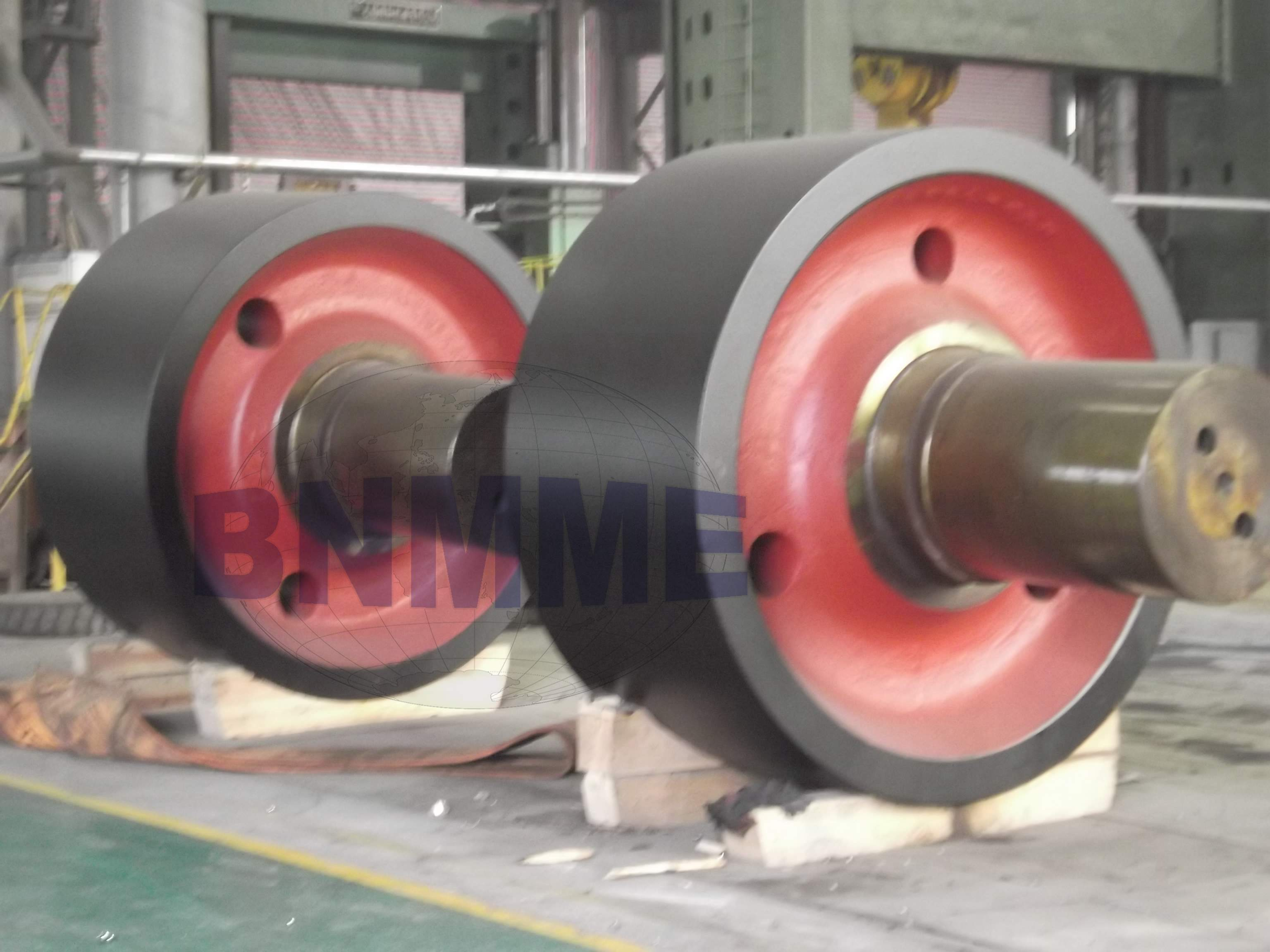support roller for ball mill