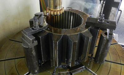 gear processing