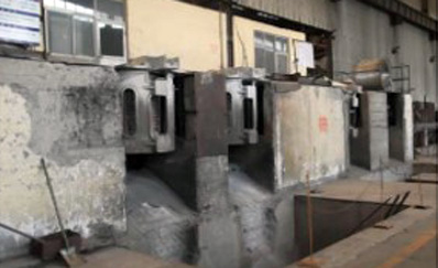 12T, 8T,5T IF Electric Induction Furnace