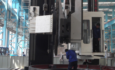 φ6300*20000mm CNC Floor type Boring and Milling Lathe