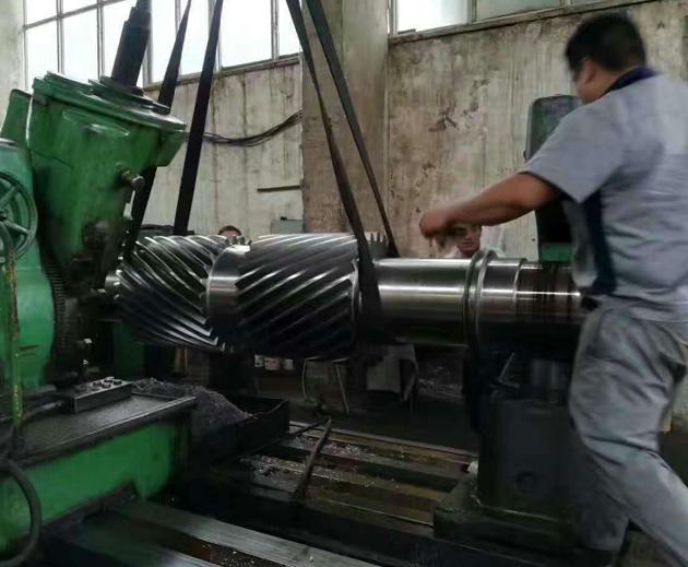 42CrMo herringbone gear shaft